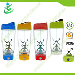 650ml Wholesale Plastic Battery Protein Shaker Bottle pictures & photos