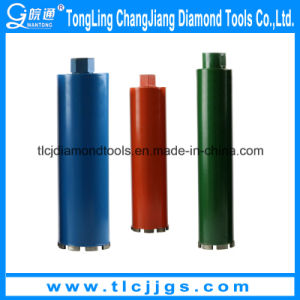 Core Drill Bits Hollow Diamond Core Drill Bits pictures & photos