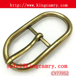 Center Bar Roller Buckle Shoe Pin Buckles Center Bar Buckle pictures & photos