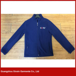 OEM Factory Custom Embroidery Your Logos on Jacket Coat for Adult (J73) pictures & photos