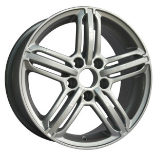 Flower Shape Alloy Wheel for Audi (UFO-A08) pictures & photos