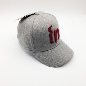 Guangzhou Hats Factory 3D Embroidery 100% Polyester Multicolor Baseball Cap pictures & photos