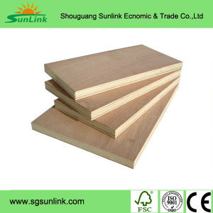 Furniture Used Poplar Core Plywood From China pictures & photos