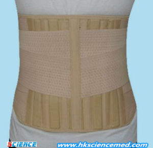 Contoured Lumbar Support Orthopedic Products (SC-BK-044) pictures & photos