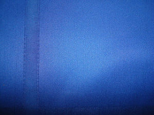 Cotton Nylon Interweave 2/1 Twill Stretch Dyed Fabric pictures & photos