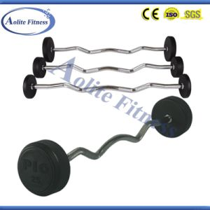 Good Price Gym Machine Fixed Barbell pictures & photos