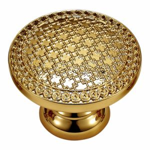 High Quality Brass Furinture Knob and Wardrobe Handle pictures & photos