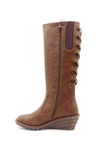 Fashion Comfortable Women Horse Ridding Boots Shoes Boots pictures & photos