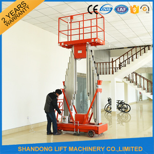 Ce Approved Mobile Man Lifts Sale for Cleaning Window pictures & photos