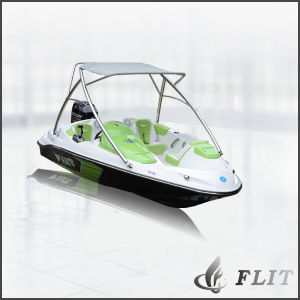 China Fashionable Pleasure Boat with Ce Approved pictures & photos