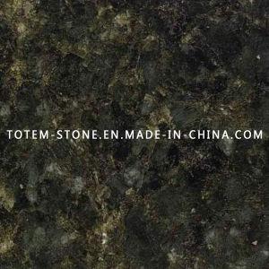 Verde Ubatuba Stone Granite Floor Tile for Kitchen Flooring pictures & photos