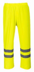 PU Best Price Safety Wear Raincoat Workwear pictures & photos