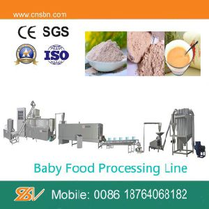 Industrial Baby Food Plant pictures & photos