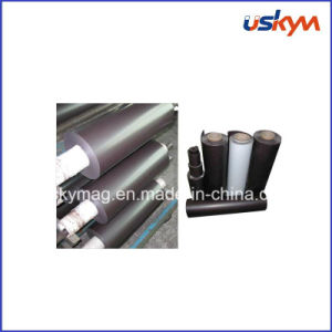 Isotropic Rubber Magnet Roll, PVC Magnet Roll pictures & photos