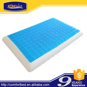 Made in China Gel Memory Foam Pillow pictures & photos