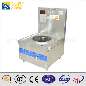 Freestanding One Burner Flat Commercial Induction Stove pictures & photos