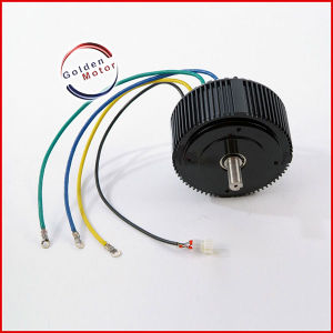 China 5kw Brushless Dc Motor For Car Electric Scooter