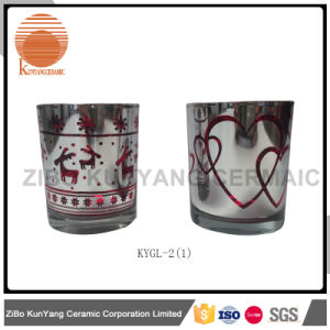 Glass Plating Mug for Hot Sell pictures & photos
