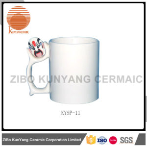Grotesque Gifts on Handle Promotion Hot Sell Mug pictures & photos