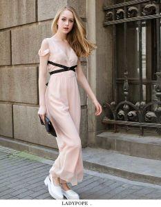 2014 Fashion Style Siamese Trousers (XYP-346)