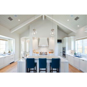 2016 Hot Sales Kitchen and Dining Furniture Solid Wood Kitchen Cabinet Classical Modular Kitchen Units pictures & photos