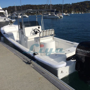 Liya 25ft Fishing Boat Fiberglass Work Boat for Sale pictures & photos
