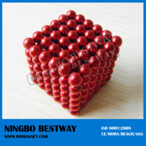 Red Colorful Neocube /Buckyball pictures & photos