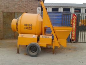 (JZM500) Trustworthy Movable Concrete Mixer pictures & photos