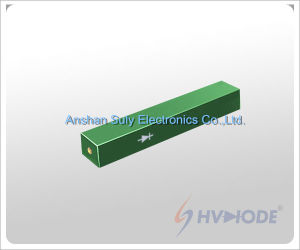 Electrostatic Flocking Diode Rectifier Silicon Block (2CL80KV-1.0A) pictures & photos