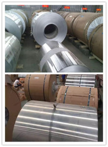 1050, 1060, 1070, 1100, 3003, 8011 Aluminum Coil for Beverage Cans pictures & photos