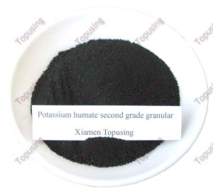 Potassium Humate Second Grade Granular pictures & photos