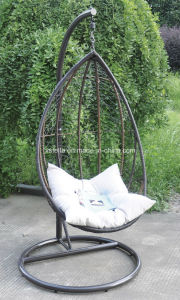 Rattan Garden Swing Chair for Outdoor pictures & photos