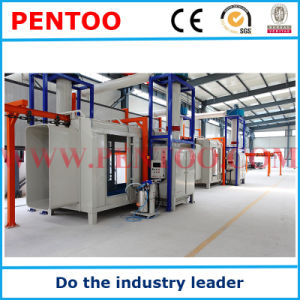 Powder Coating Line for Painting Cast Iron Parts pictures & photos