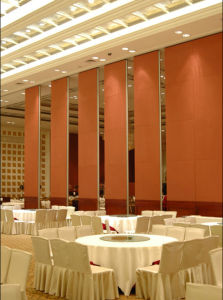 Operable Partition Wall pictures & photos