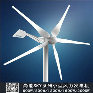 Home Wind Solar Hybrid Power System pictures & photos