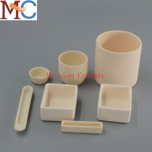 Insulating Electronic Components Crucibles Melting Steel Furnace pictures & photos