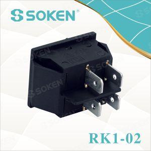 Automotive Dpst Power Rocker Switch pictures & photos