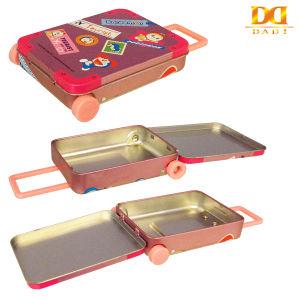 Doraemon Stroller Lunch Tin Box