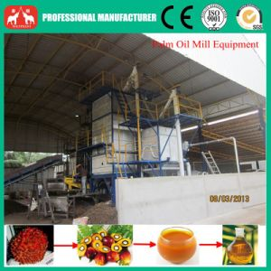 0.5t-20t/H Palm Oil Milling Equipment pictures & photos