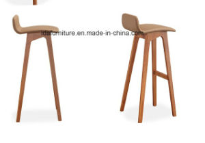 Wood High Bar Chair pictures & photos