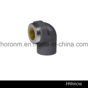 Water Pipe-PVC Elbow-PVC Sch80 Thread Elbow-UPVC Famale Elbow-Elbow pictures & photos