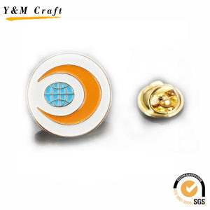 Metal Soft Enamel Lapel Pin Badge Ym1096 pictures & photos