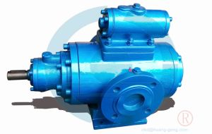 Three Screw Type Heavy Oil Pump pictures & photos