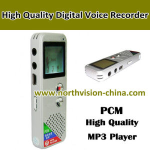 High Quality 4GB Digital Voice Recorder