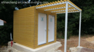 Public Prefab Toilet on The Street (shs-mh-sanitory001) pictures & photos