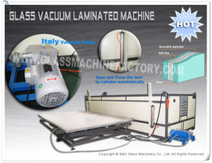 Skl-3217 EVA Glass Laminated Machine for Safety Glass pictures & photos