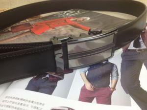 Men Leather Ratchet Belts (HC-140506) pictures & photos