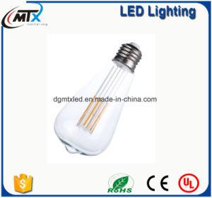 MTX LED Bulb Light E27 B22 E14 Incandescent Light Bulb 4W LED A19 ST58 G95 G80 ST64 C35 G45 Filament Bulb Edison bulb Home pictures & photos