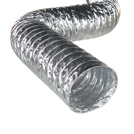 Polyester Duct Non-Insulated Polyester Flexible Air Ducts pictures & photos