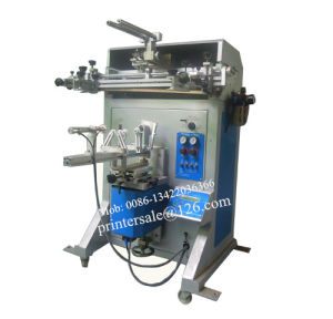 Semi-Auto Screen Printing Machine 400 pictures & photos